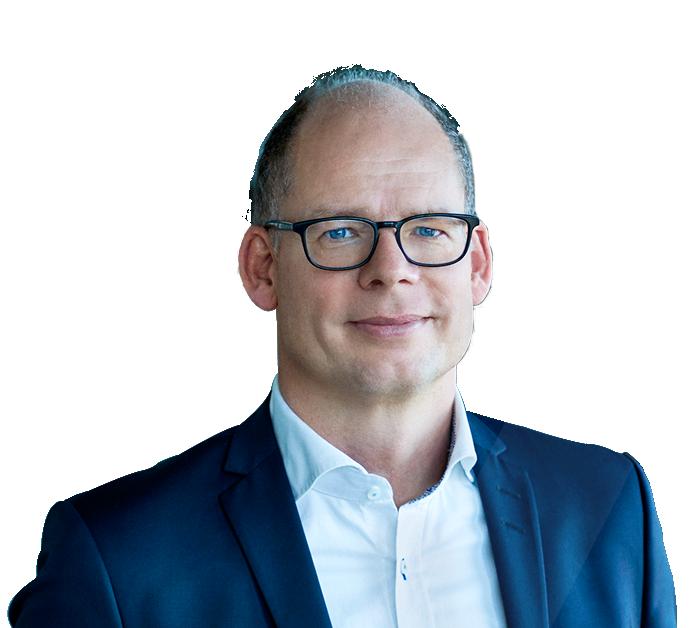 Struers社長Steen Jensen