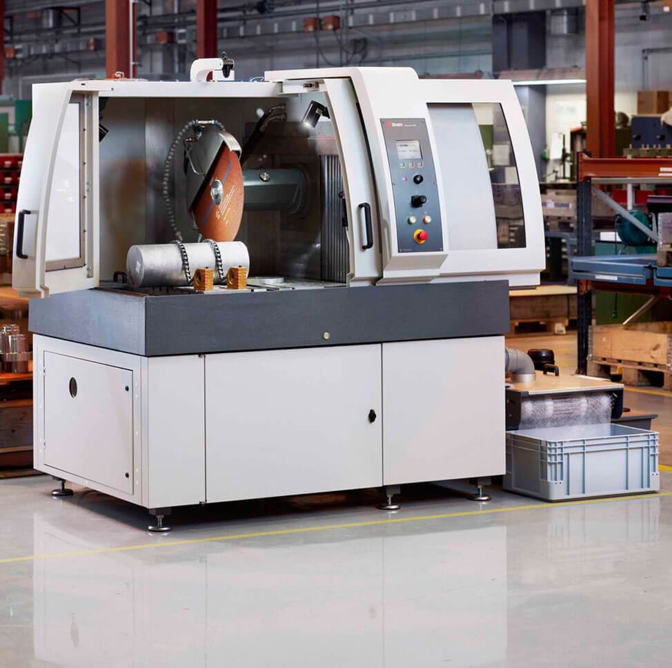 DuraJet G5 on production floor