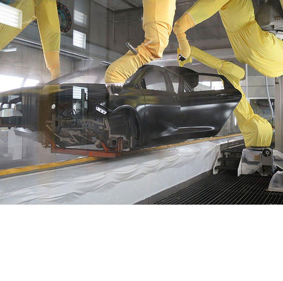 Automoción - Industria. Struers.com