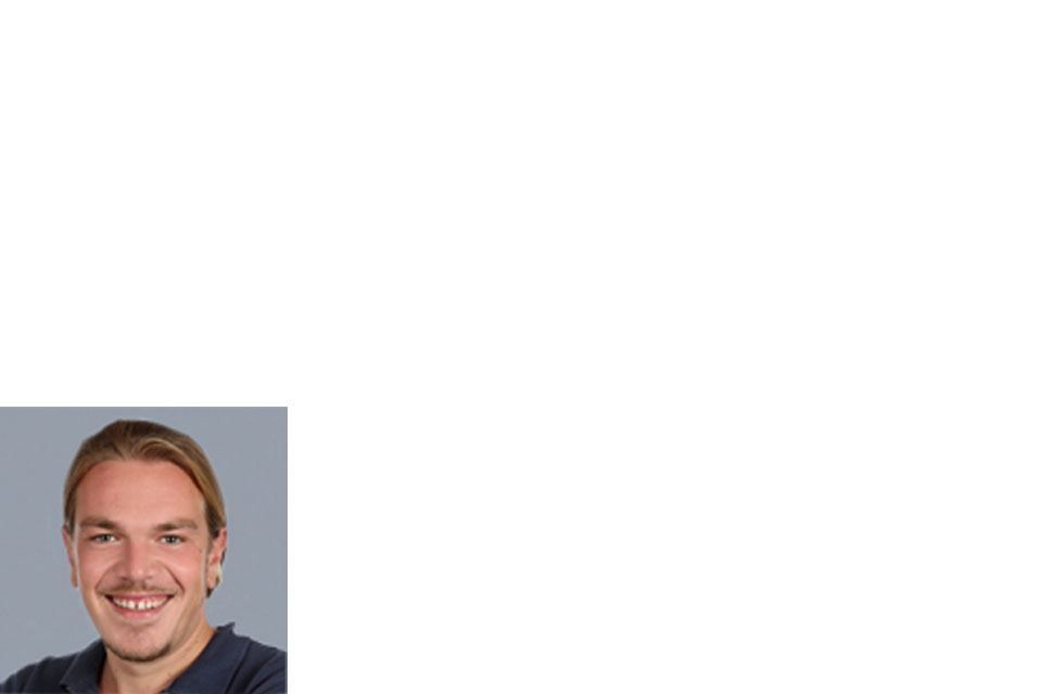 Application Specialist Christian Wegierski