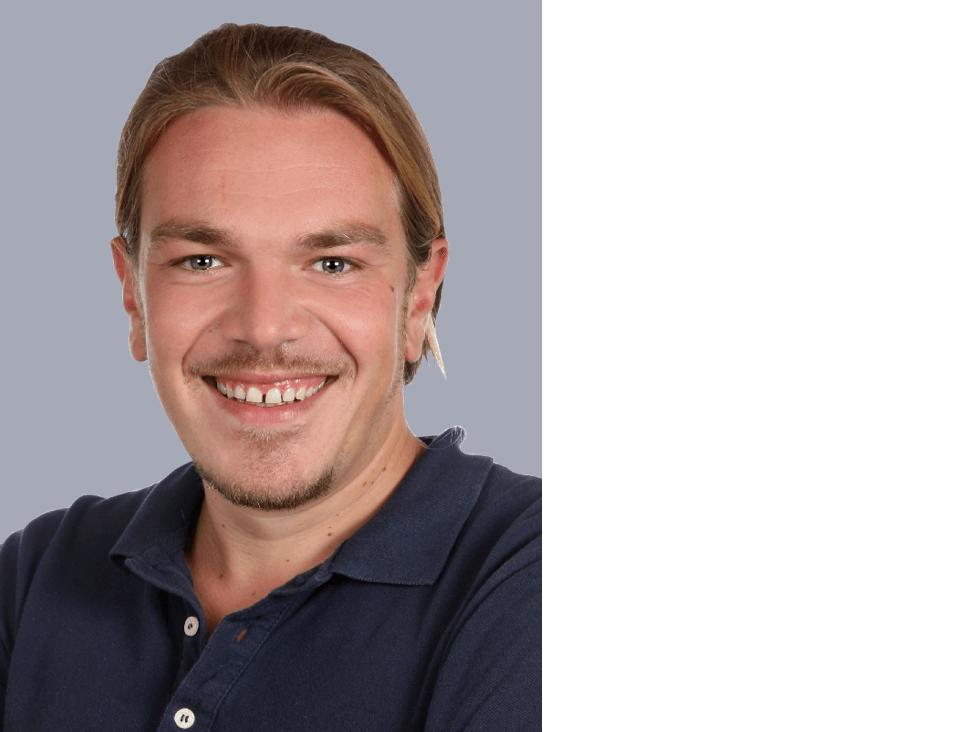 Especialista en aplicación Christian Wegierski