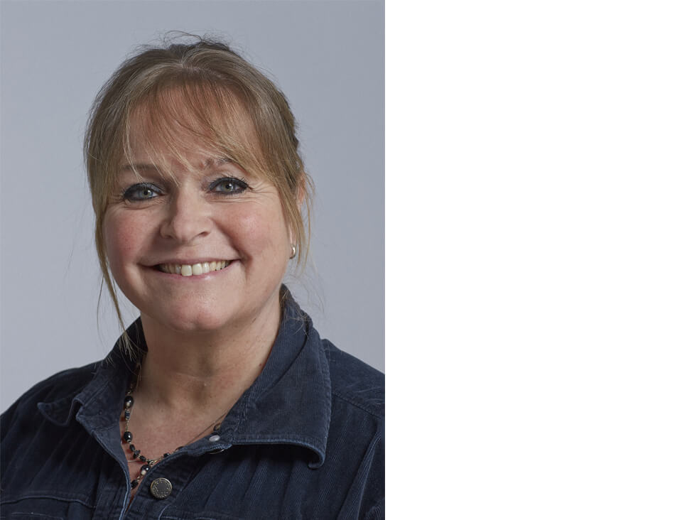 Birgitte Nielsen、アプリケーション・スペシャリスト