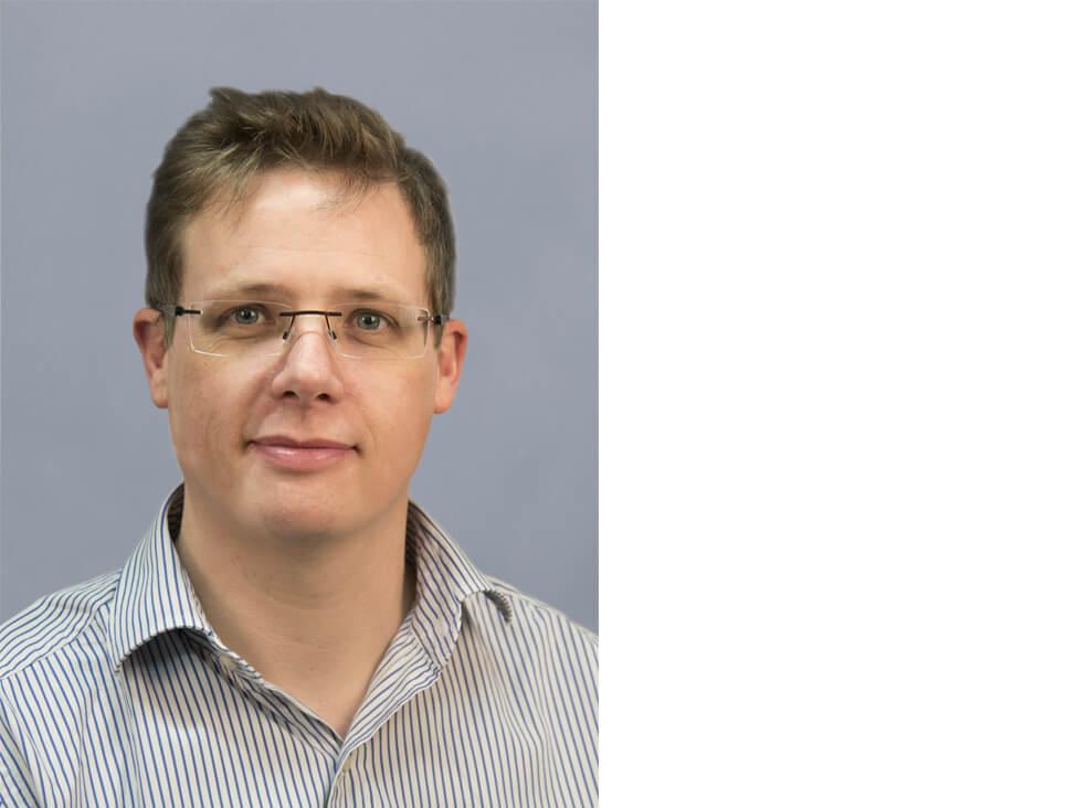 James Silvester、アプリケーション・スペシャリスト