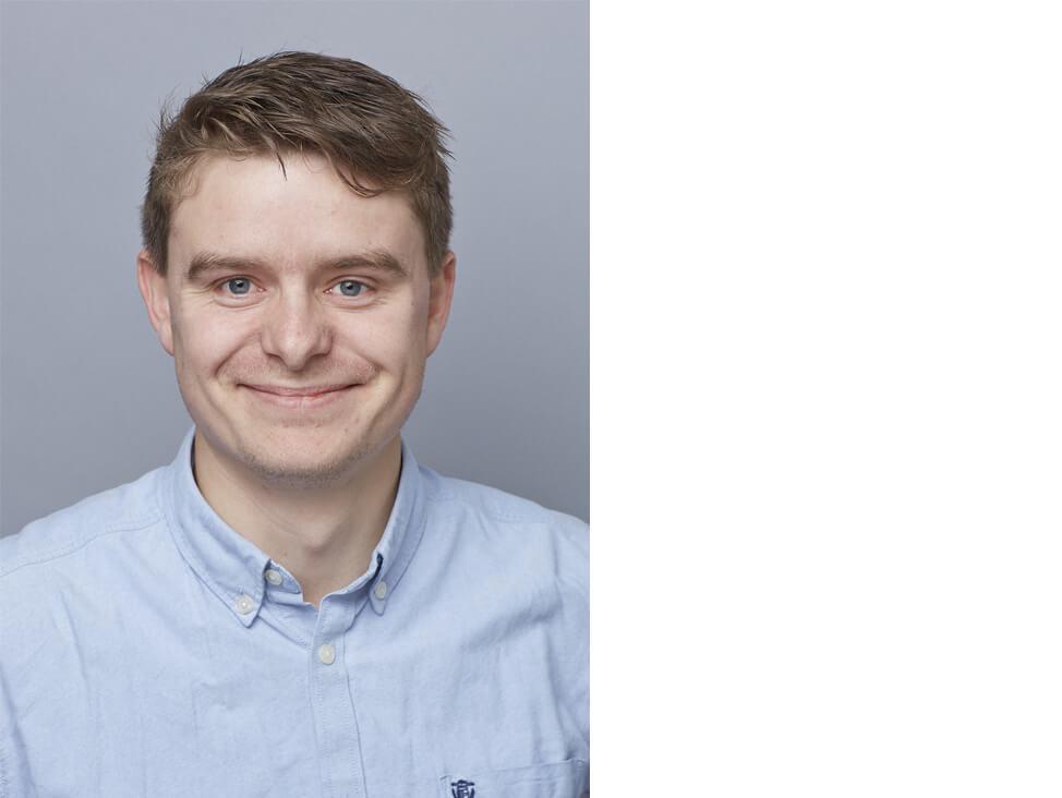 Especialista en aplicación Lars Hagsted Rasmussen