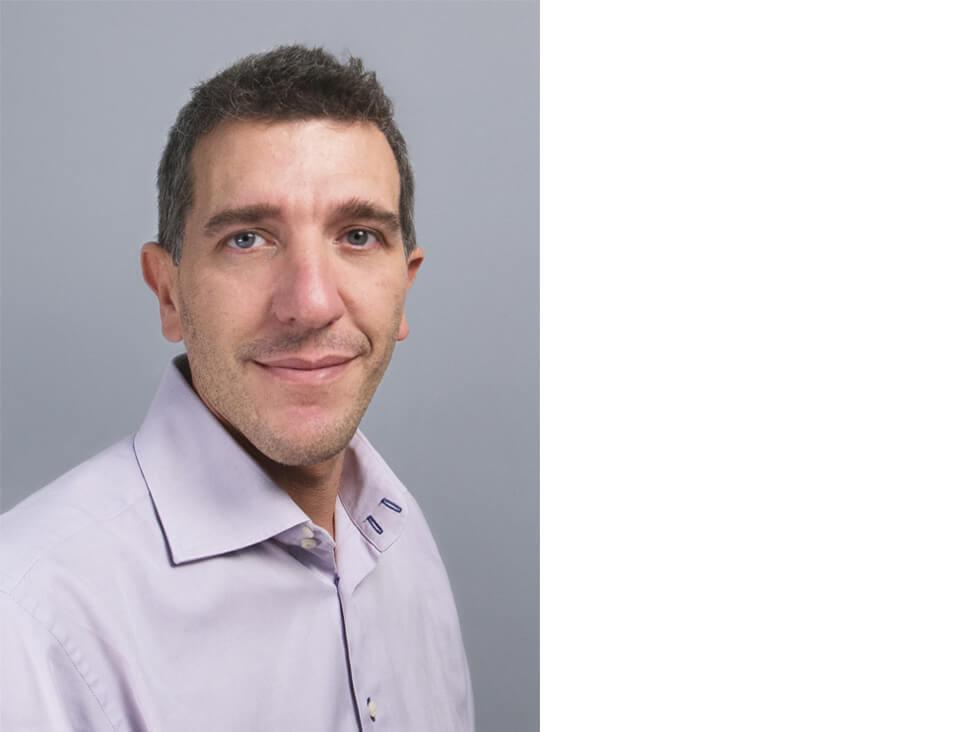 Application Specialist Marco Caruso
