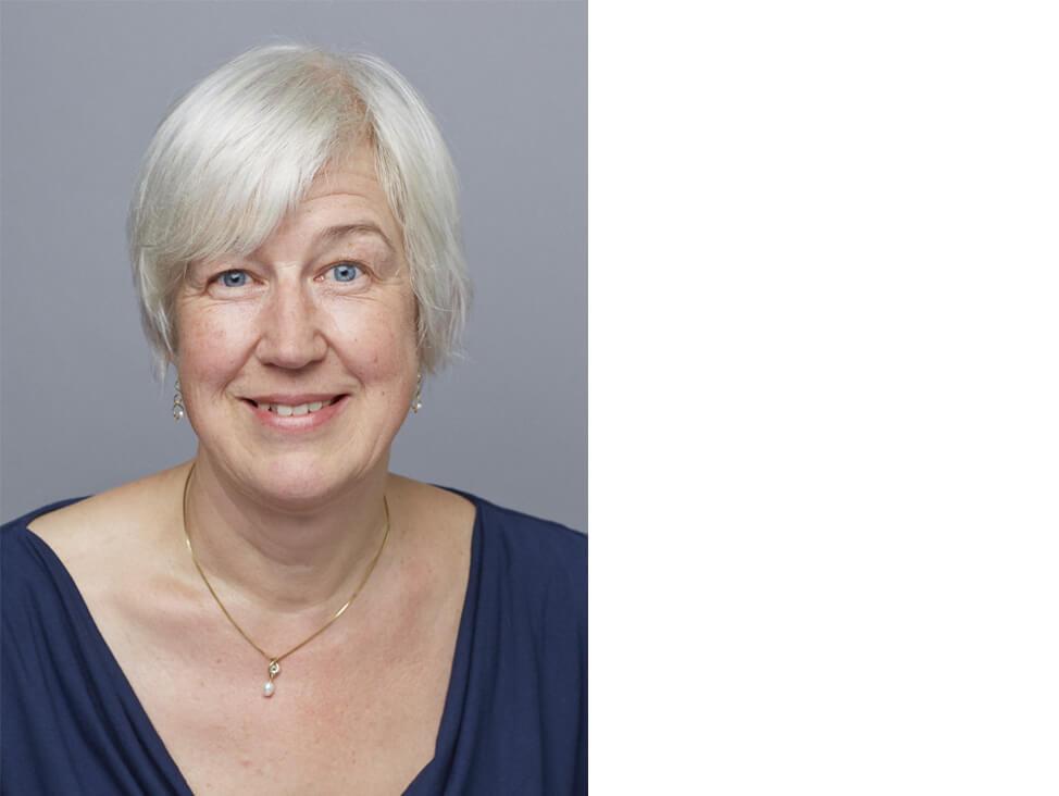 Maria Lindegren, Anwendungsspezialistin
