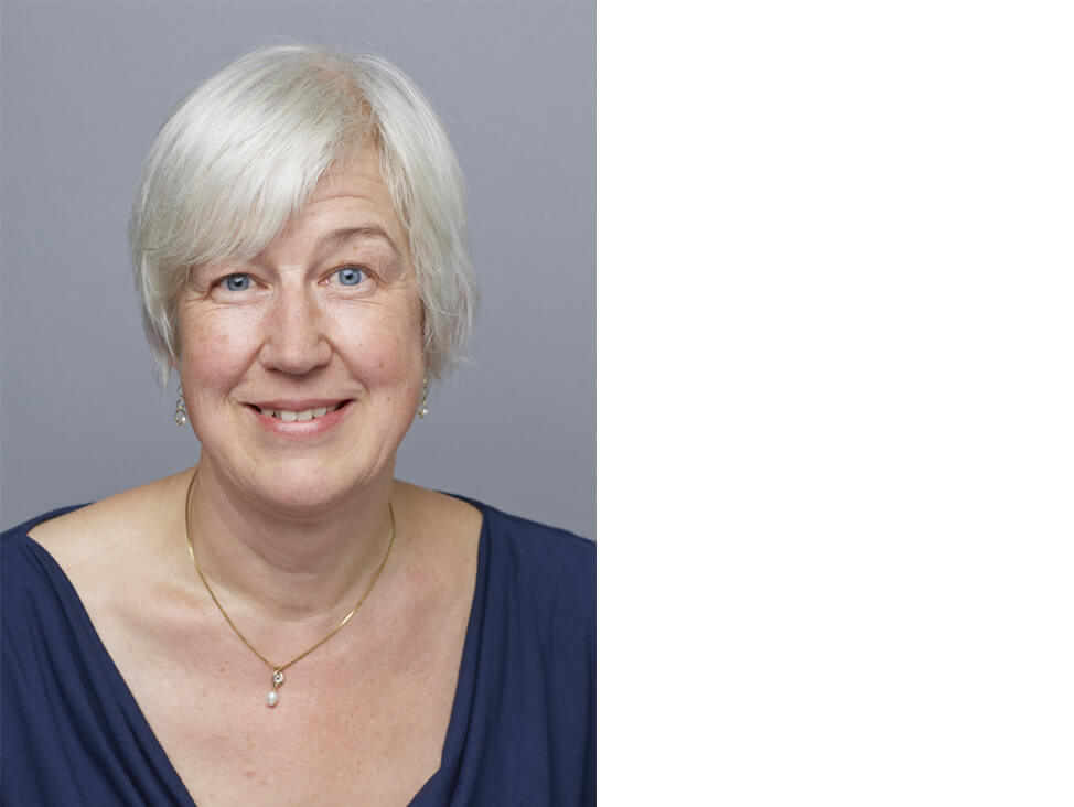 Maria Lindegren、アプリケーション・スペシャリスト