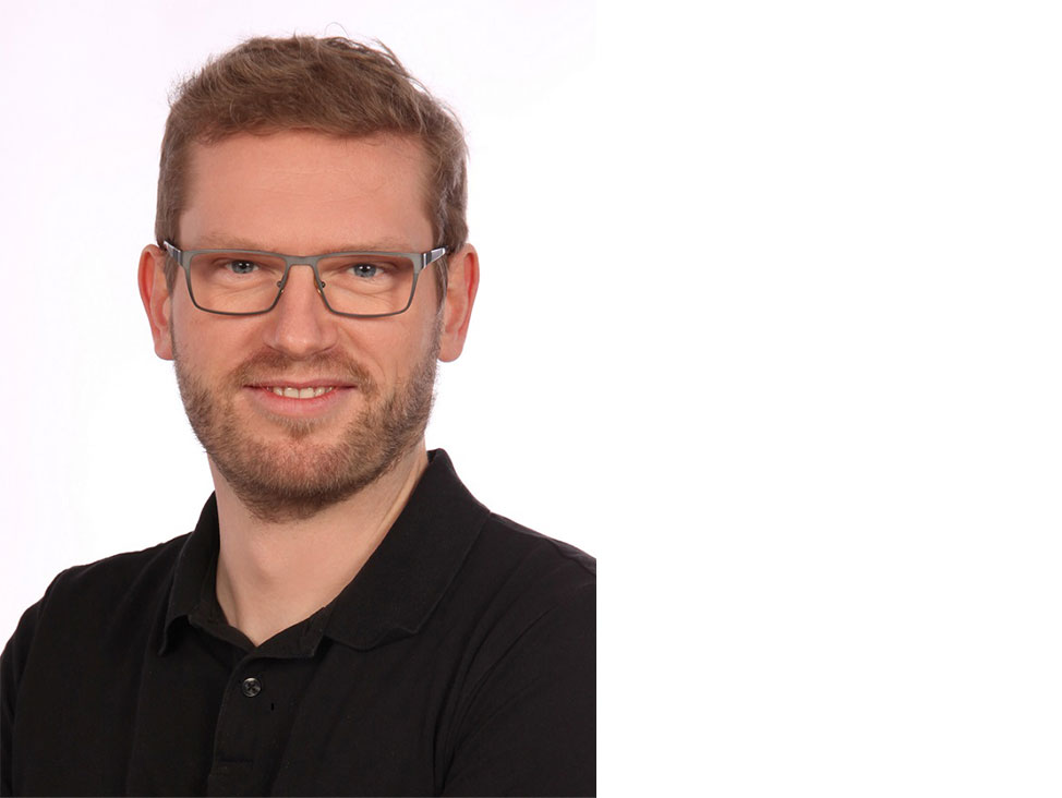 Application Specialist Roman Gerund