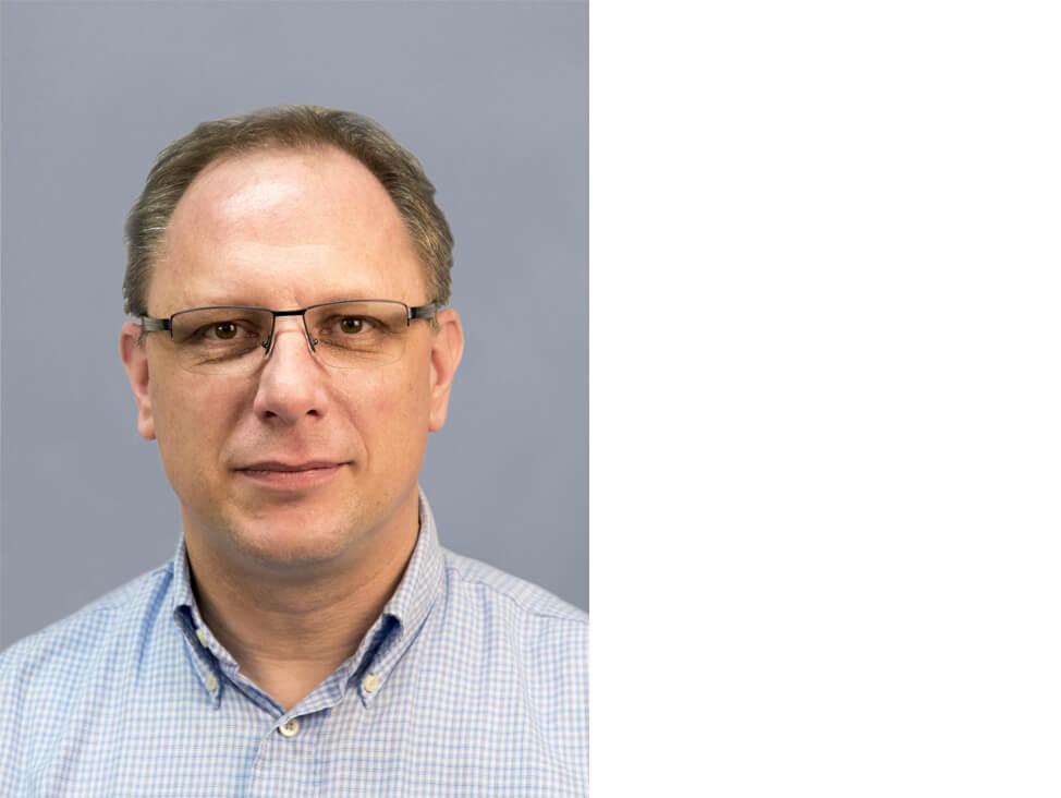 Ulrich Setzer、アプリケーション・スペシャリスト