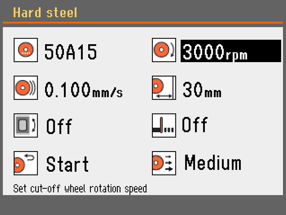 Rotational Speed