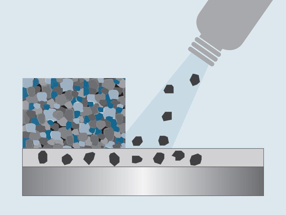 Diamantpolieren