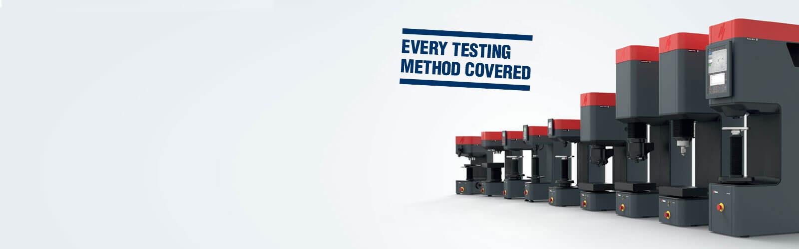 硬度测试设备