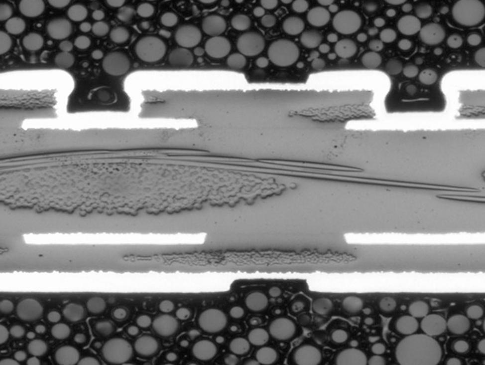 La microélectronique et la CMR