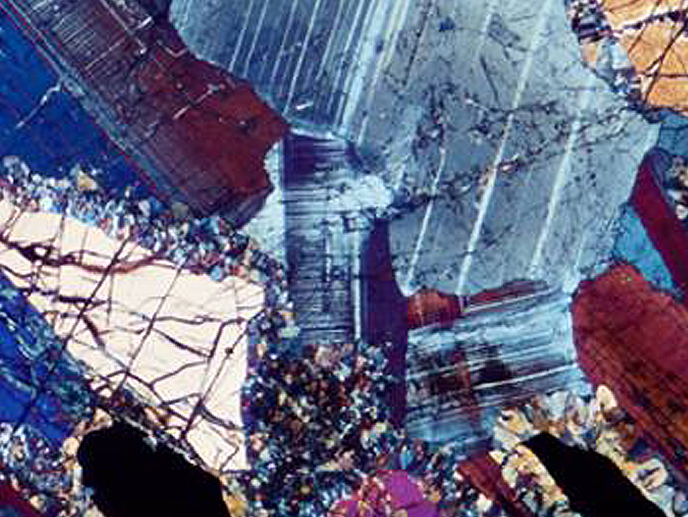 Mineralogy and Thin Section