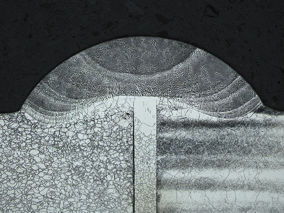 焊接检验宏观