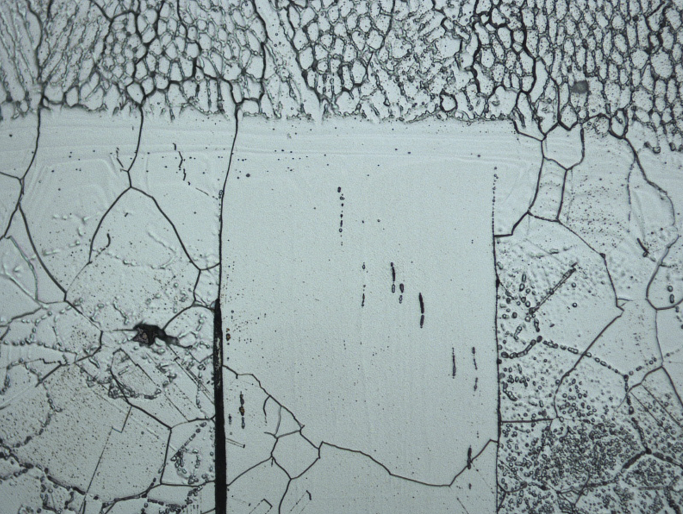 Schweißnahtprüfung, Mikroebene