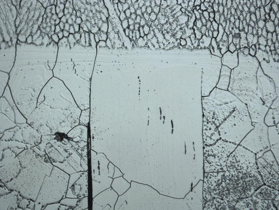 焊接检验微观