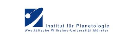 Logo WWU Münster, Institut für Planetologie