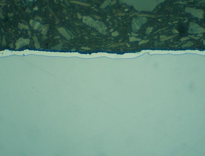 Metallographic preparation of zinc coatings