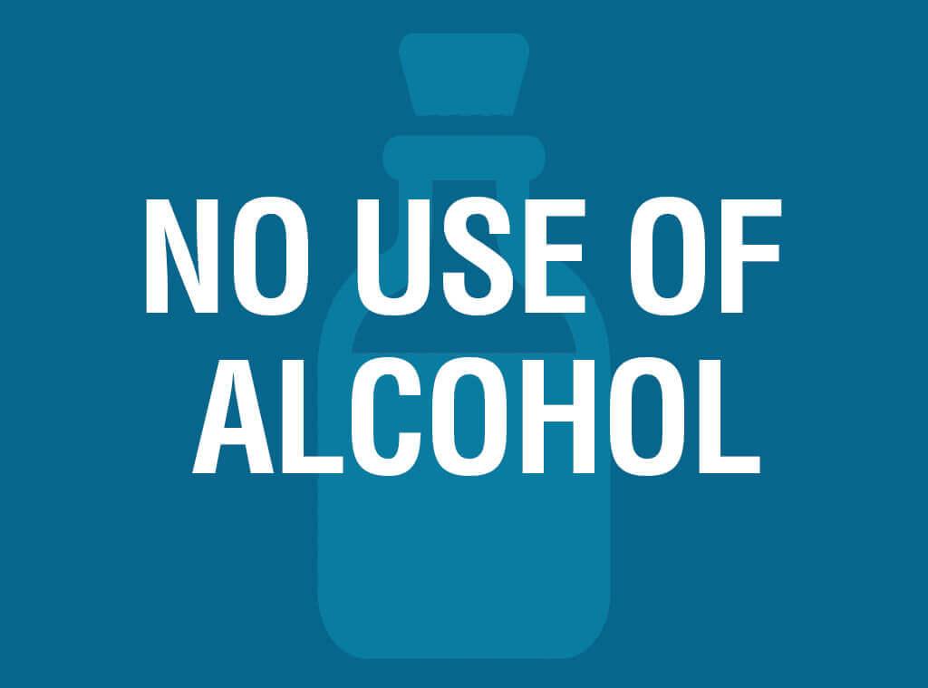 Lavamin No use of alcohol
