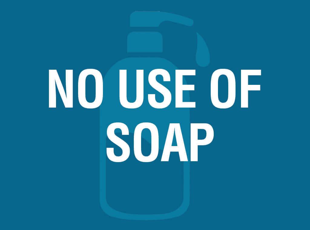 Lavamin: sin jabón