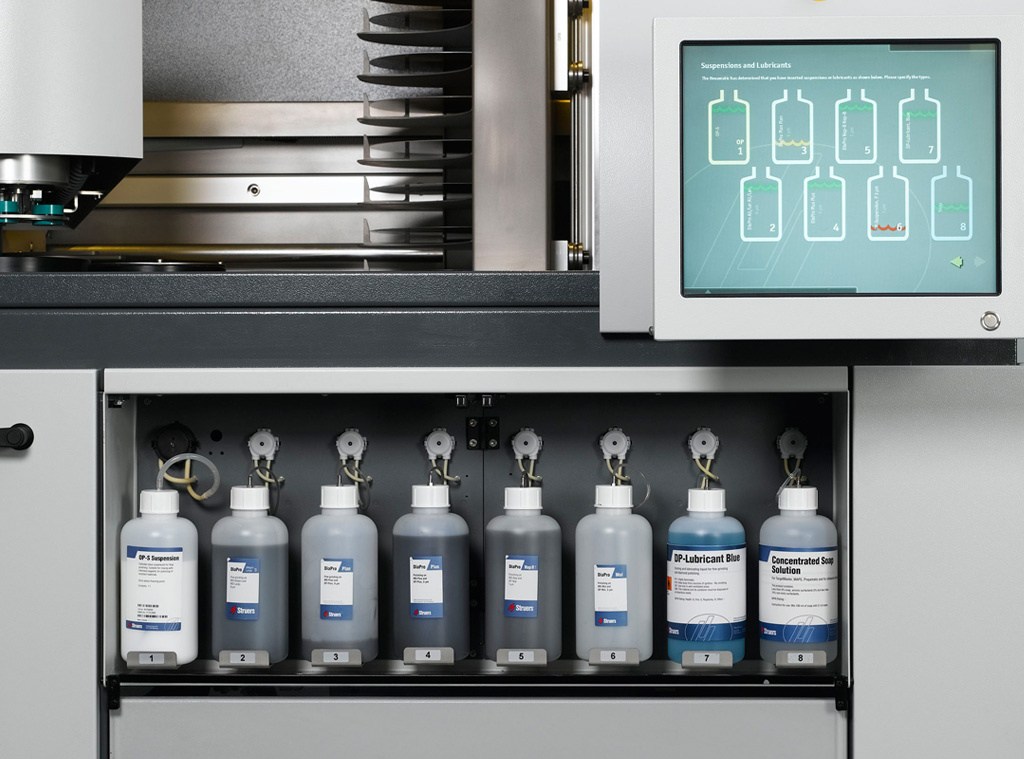 Hexamatic con compartimento de botellas