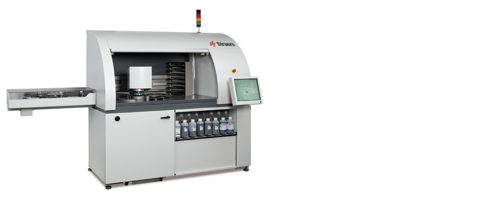 Hexamatic système de préparation entièrement automatique, compact
