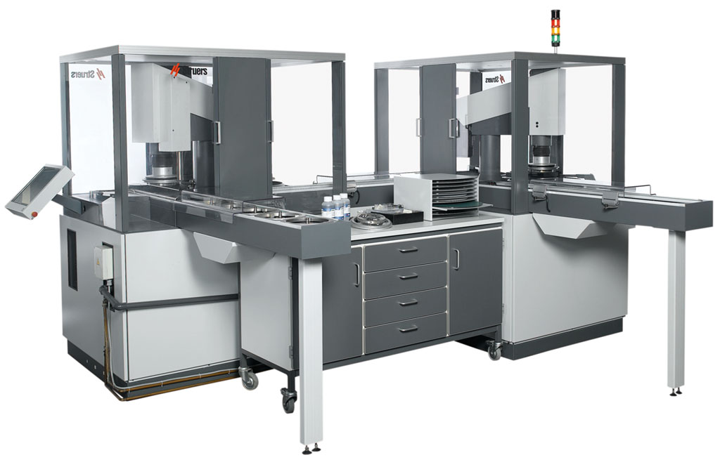 MAPS-2 fully automatic, PC-controlled preparation system