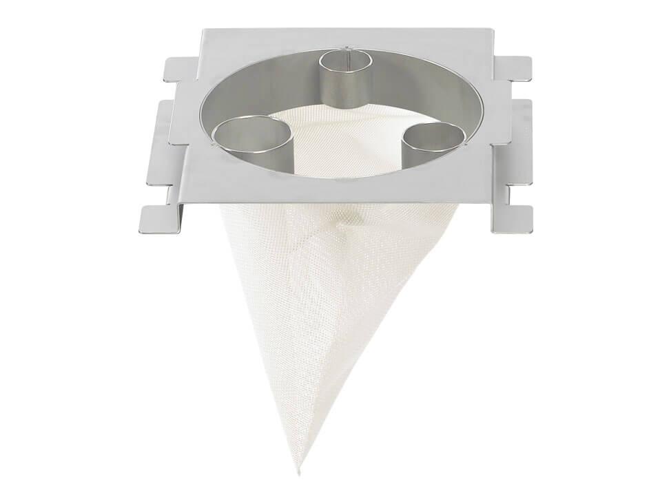 冷却システム用固定フィルタ