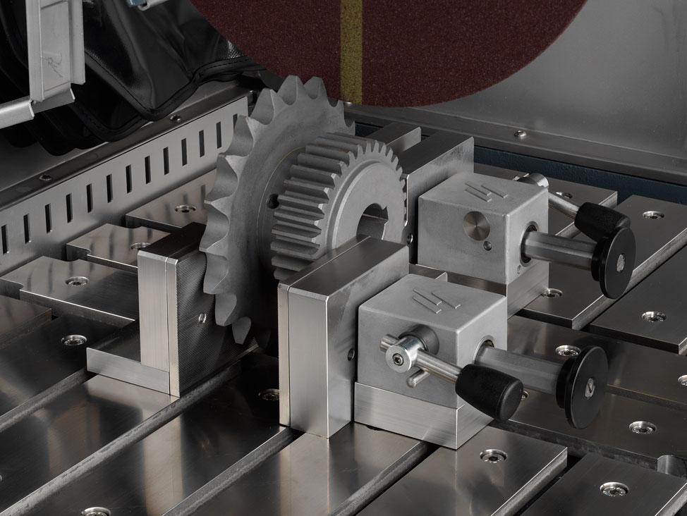 Cutting accessories jaw blocks