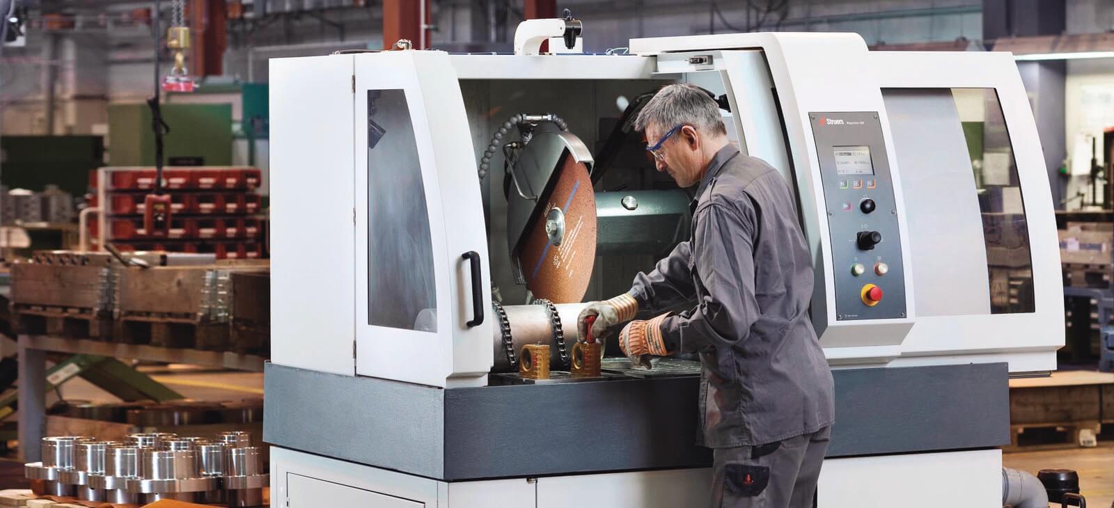 Equipment for metallography | Struers com