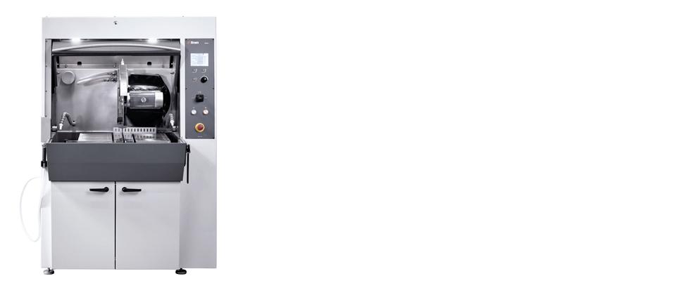 Axitom-5 automatic cut-off machine