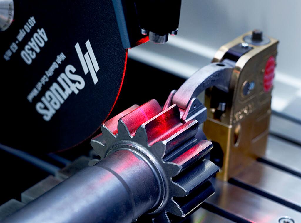 Discotom100 Line laser