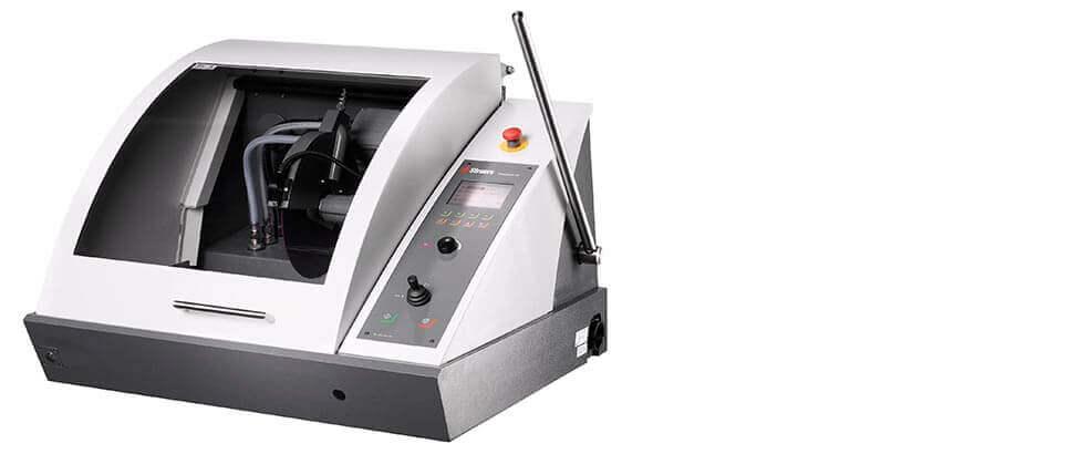 Disctotom-10 - automatic cut-off machine