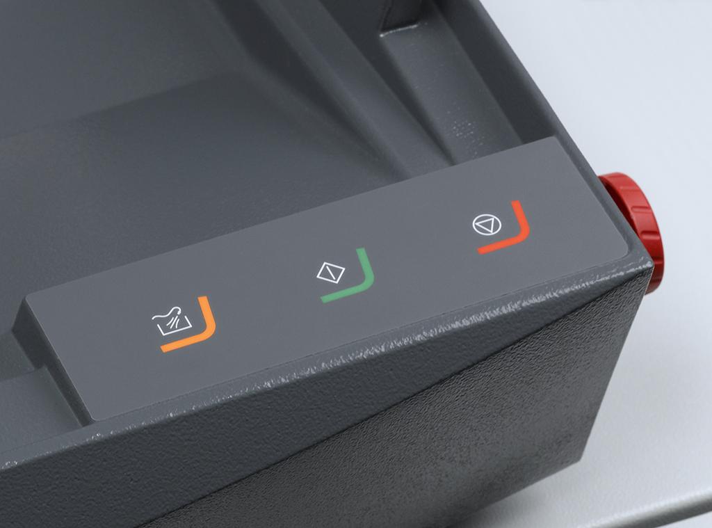 Labotom5 con solo tres botones