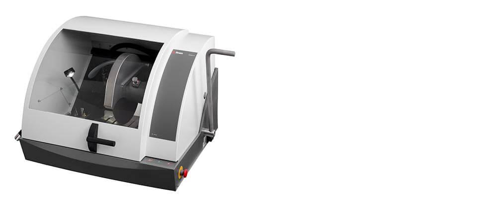 Máquina de corte manual Labotom-15.