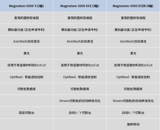 Magnutom 5000型号