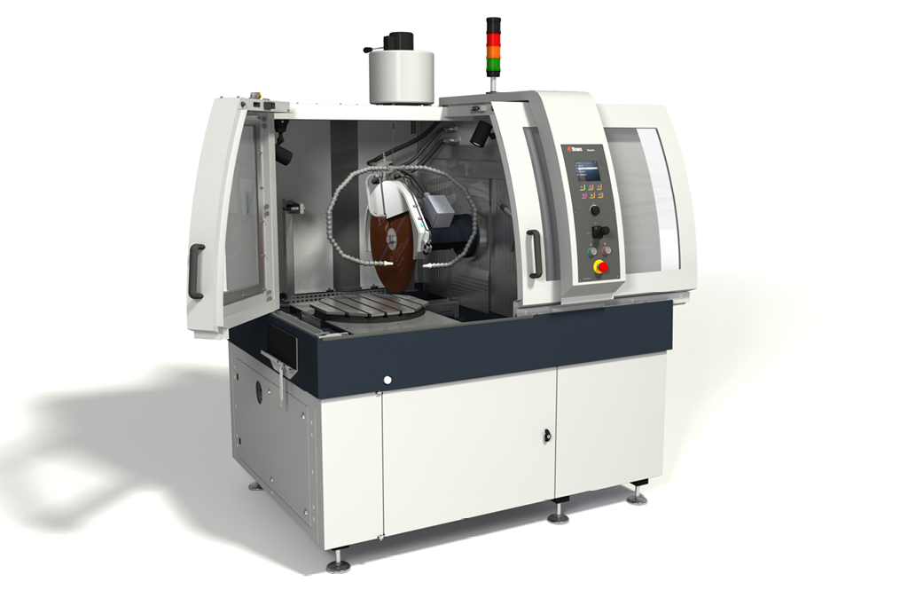 Metallographic cut-off machines and samplers | Struers com