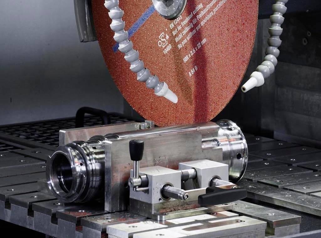 Magnutom 卓越的切割轮冷却特性
