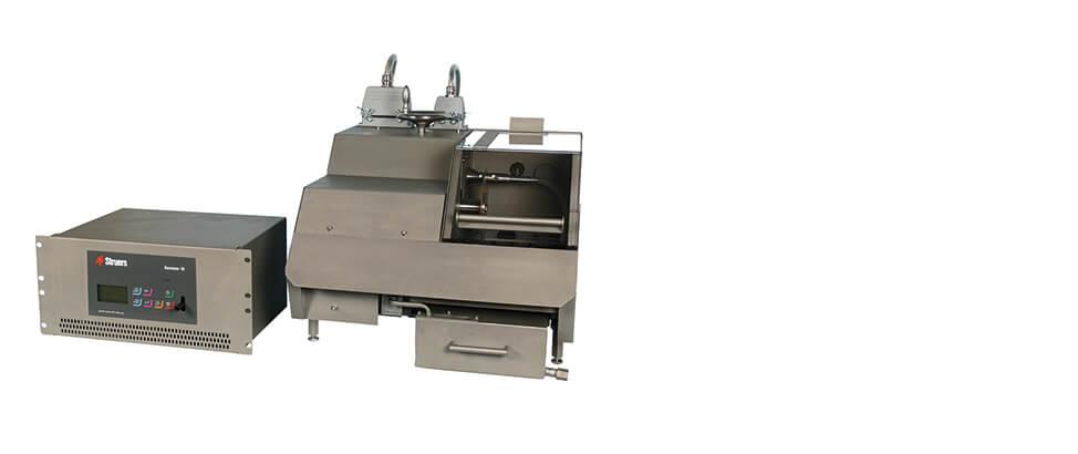 Máquina de corte de precisión Secotom-10 para célula caliente