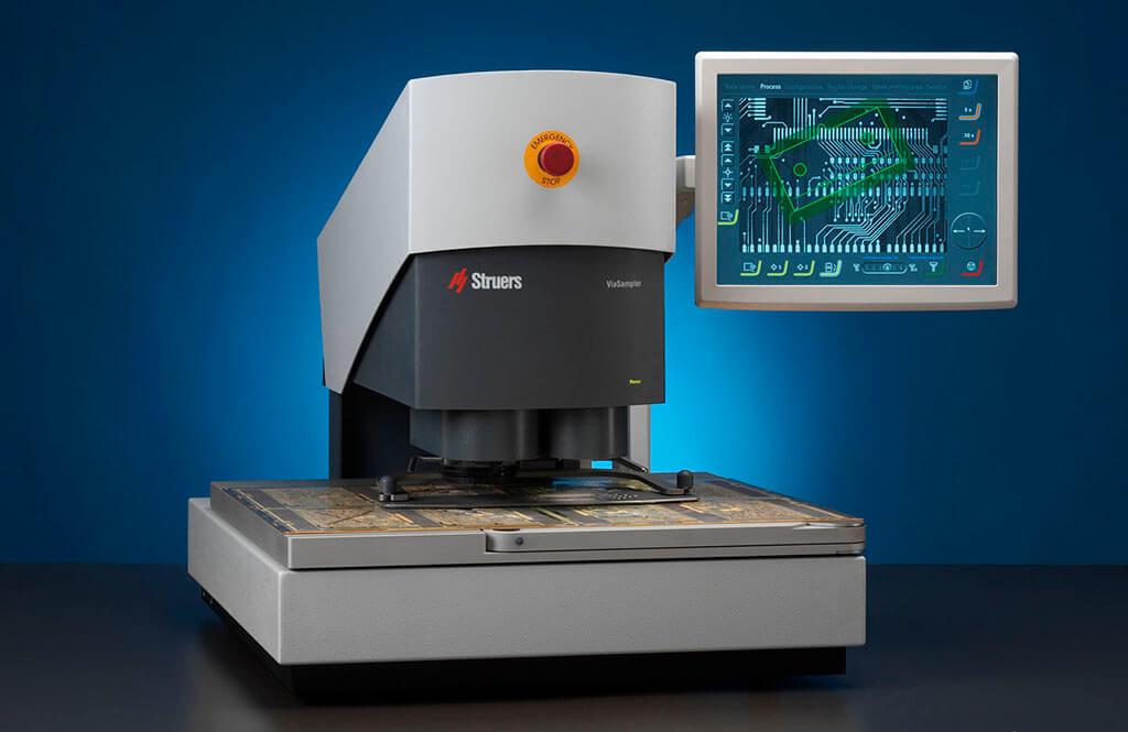 ViaSampler System Produktbild