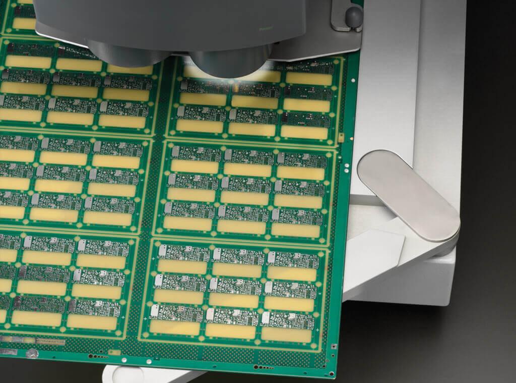 ViaSampling 电路板类型