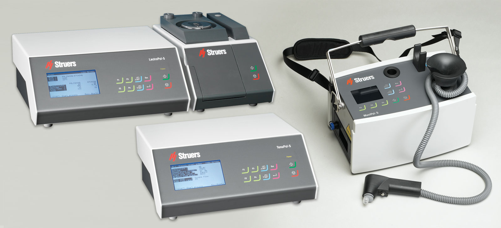 Electrolytical preparation