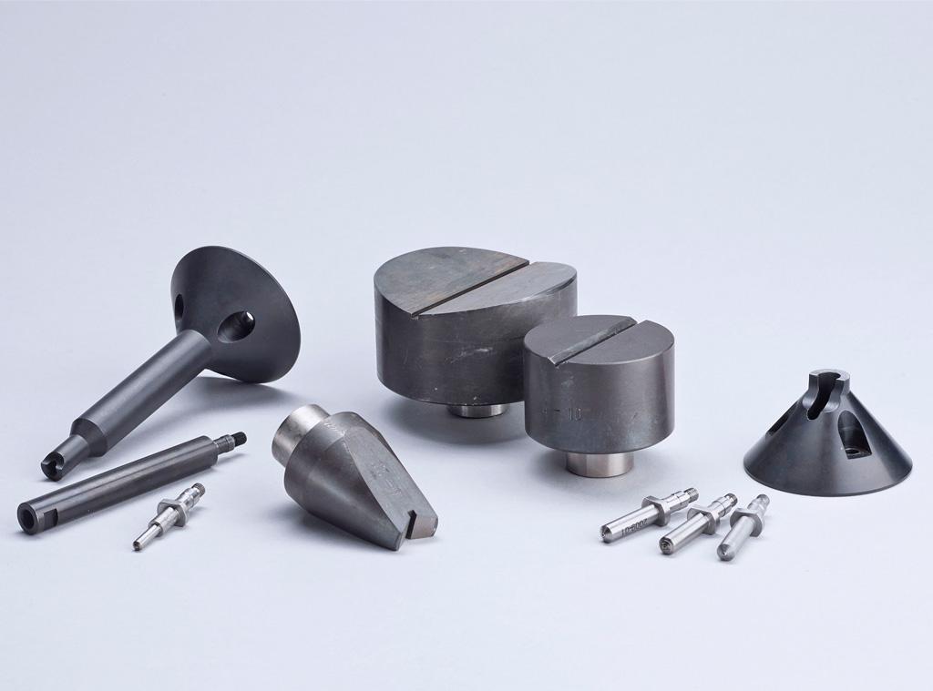 DuraJet flexible clamping