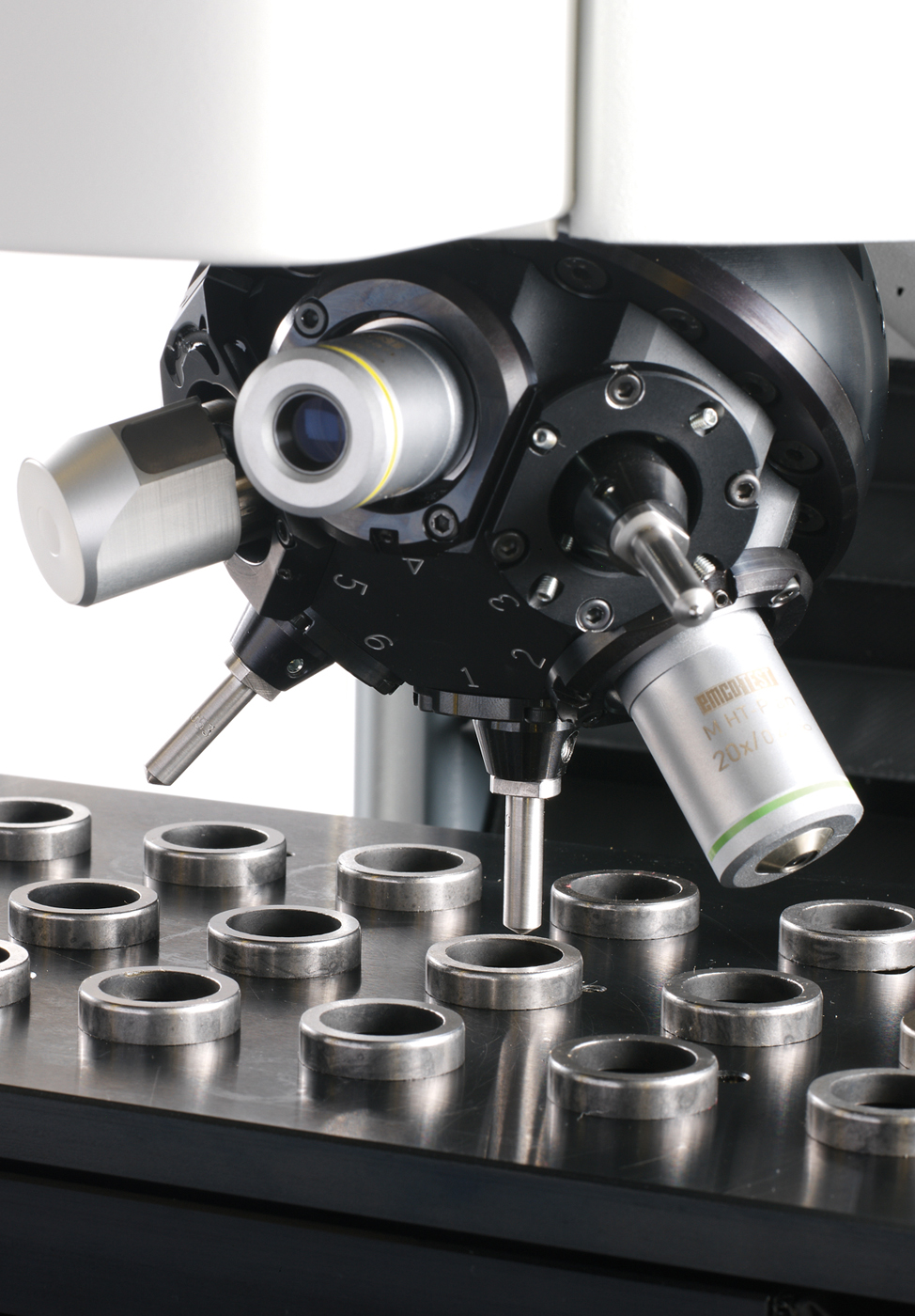 DuraVision Accuracy and repeatability