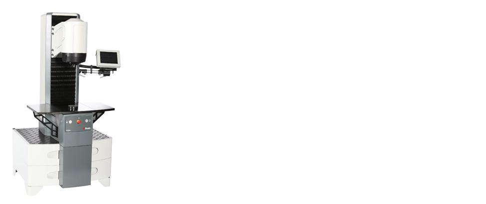 DuraVision – halbautomatische Härteprüfgeräte