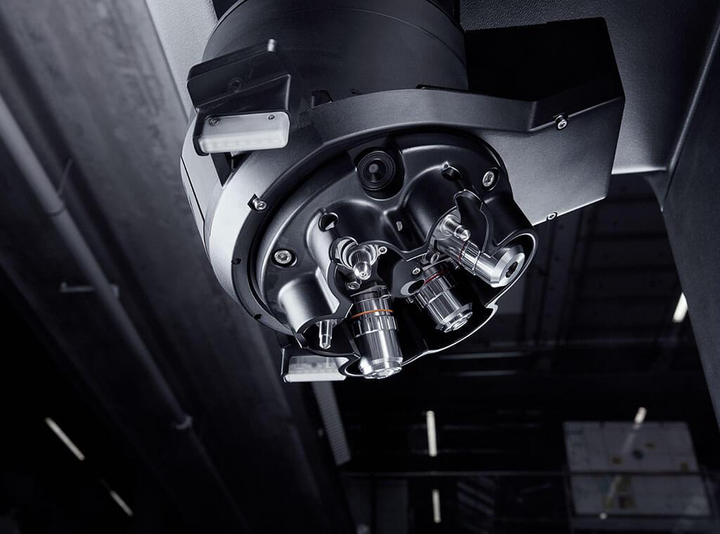 Duramin 650 自动更换压头和镜头
