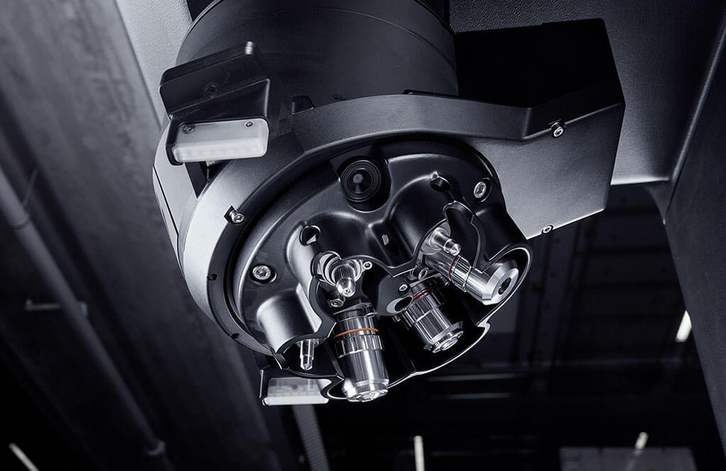 Duramin 650 Motorised test head