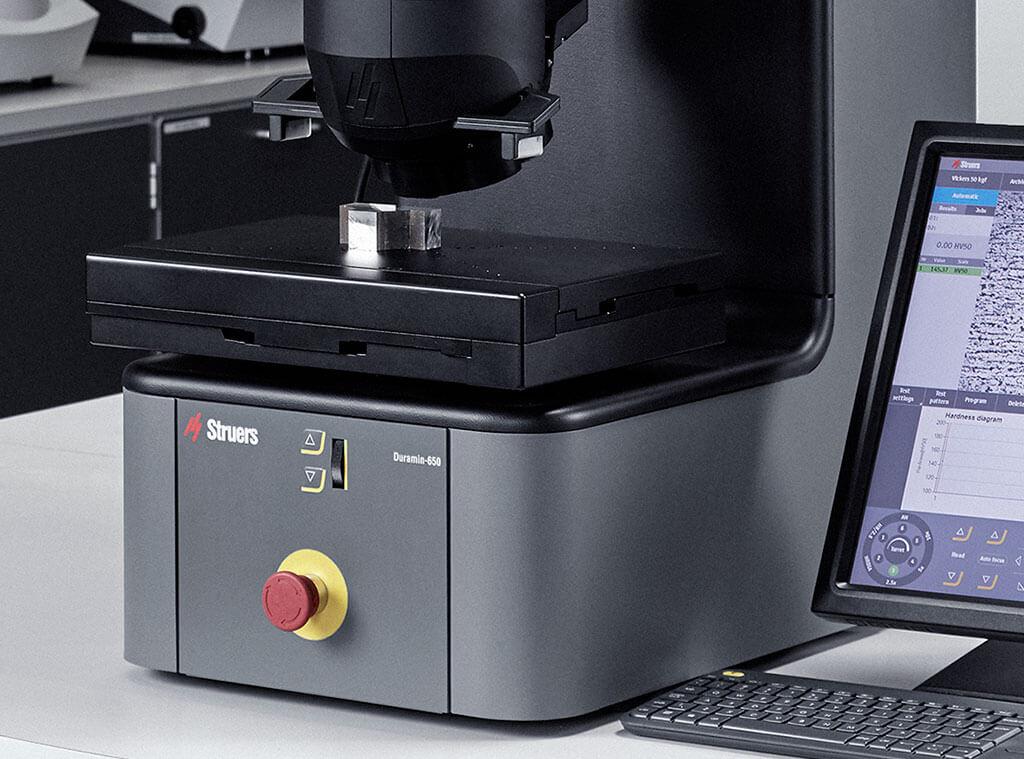 Duramin 650 稳定的测试条件