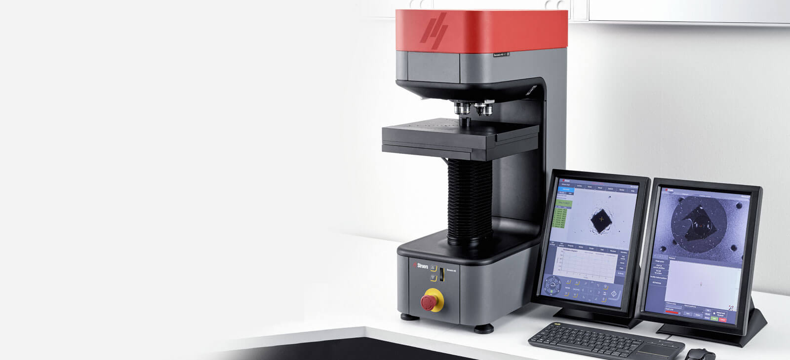 Equipment for metallography | Struers com
